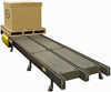 DC-63 Drag Chain Conveyor for Pallet Handling