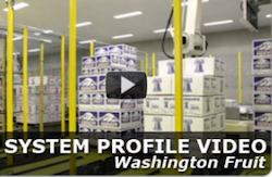 Watch this System Profile video and discover how R.H. Brown helped Washington Fruit achieve success with Hytrol Conveyors.